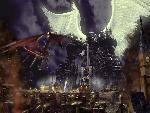 3d Homme Final Fantasy IX Bahamut vs Alexandre jpg