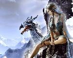 fantasy art fantaisie fond ecran  6 jpg