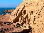 Egypte Abu Simbel Near Aswan Egypt jpg