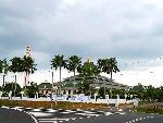 architecture islamique Al Azim Mosque in Malacca  Malaysia jpg