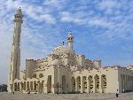 architecture islamique Al Fateh Mosque in Manama  Bahrain jpg