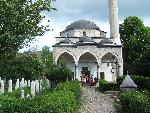 architecture islamique Ali Pasha Mosque in Sarajevo  Bosnia and Hercegowina jpg