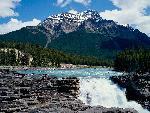 canada Athabasca Falls Jasper National Park Alberta Canada jpg