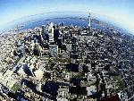 canada Birds Eye View of Toronto Canada jpg