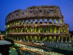 italie Coliseum Rome Italy jpg