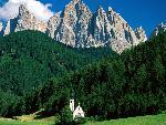 italie Dolomite Mountains Italy jpg