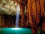 mexique Cenote Dzitnup, Mexico jpg