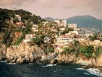 mexique La Quebrada Cliff, Acapulco, Mexico jpg