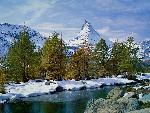 suisse Matterhorn Valais Switzerland jpg