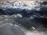 suisse On Top of Eiger Peak Berner Alpen Switzerland jpg