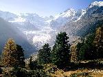 suisse Piz Bernina Moteratsch Glacier Engadine Switzerland jpg