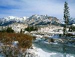 hiver Boulder Mountains Idaho jpg