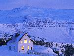 hiver Cozy Mountain Home Iceland jpg