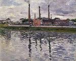 Gustave Caillebotte Caillebotte Gustave Factories at Argenteuil jpg