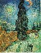 VanGogh Art gogh cypress star jpg