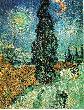 VanGogh Art gogh cypress star jpg