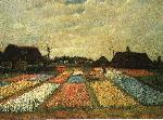 VanGogh Art gogh flower beds holland jpg