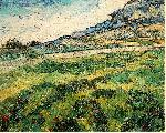 VanGogh Art gogh green wheat field jpg