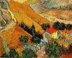 VanGogh Art gogh house ploughman jpg