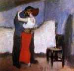 picasso Embrace in the Attic Pablo Picasso jpg