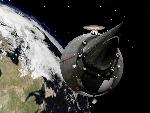 sci fi sf carl sagan in earth orbit jpg