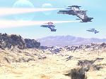 sci fi sf desert attack 1 jpg