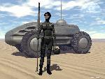 sci fi sf desert warrior jpg