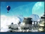 sci fi sf head in the clouds jpg