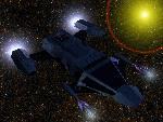 sci fi sf hound class assault shuttle jpg