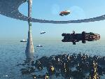 sci fi sf pharagonescia airport jpg