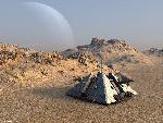 sci fi sf pharoahs base jpg