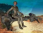 sci fi sf planet nomad jpg