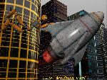 sci fi sf rocket trouble jpg