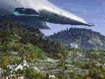 sci fi sf silent spring main ship jpg