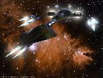 sci fi sf sparrow mk25 corvette jpg