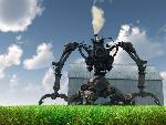 sci fi sf steampunk farmer jpg