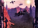 sci fi sf the four towers jpg