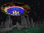 sci fi sf ufo stonehenge jpg