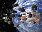 sci fi sfearthasteroids jpg
