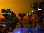 sci fi sfyellowtowers jpg