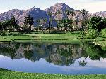 golf 17th Hole Indian Wells Resort California jpg