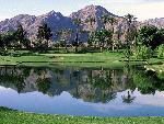 golf 17th Hole Indian Wells Resort California jpg