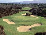 golf 17th Hole Mauna Lani Kamuela Hawaii jpg