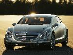 2 7 mercedes benz f 7  2 7 Mercedes Benz F 7  Research Car Front Angle Closeup 192 x144 jpg