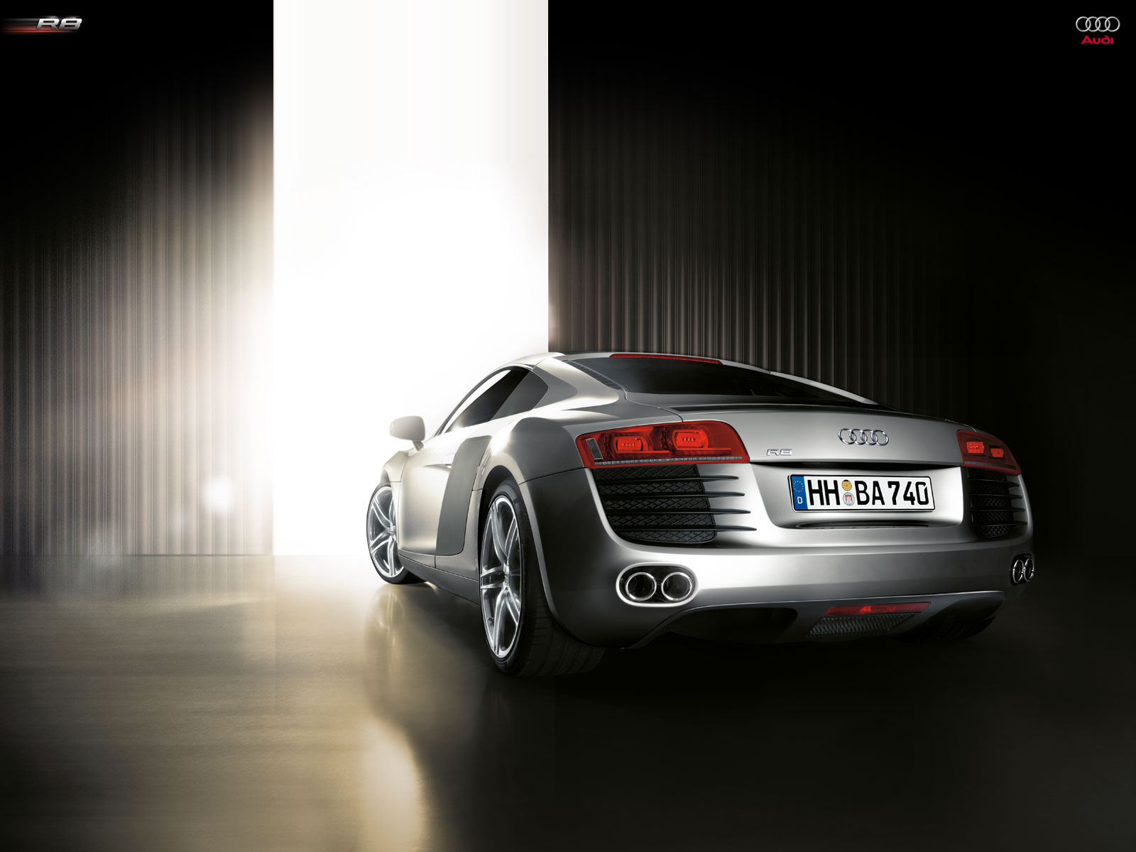 full wallpaper fond d 39 ecran voitures audi r8 image et. Black Bedroom Furniture Sets. Home Design Ideas