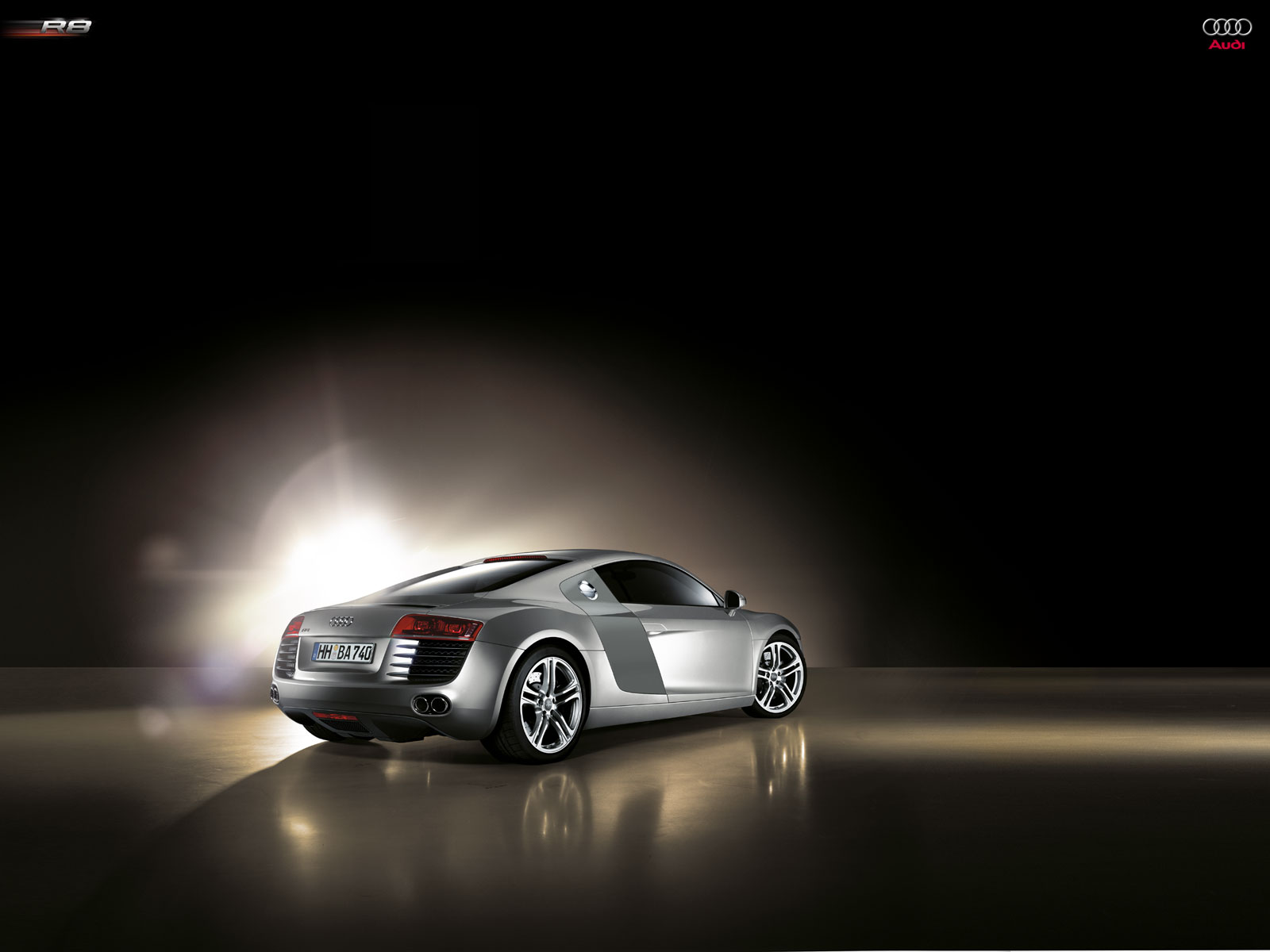 Full Wallpaper Fond D Ecran Voitures Audi R8 Image Et