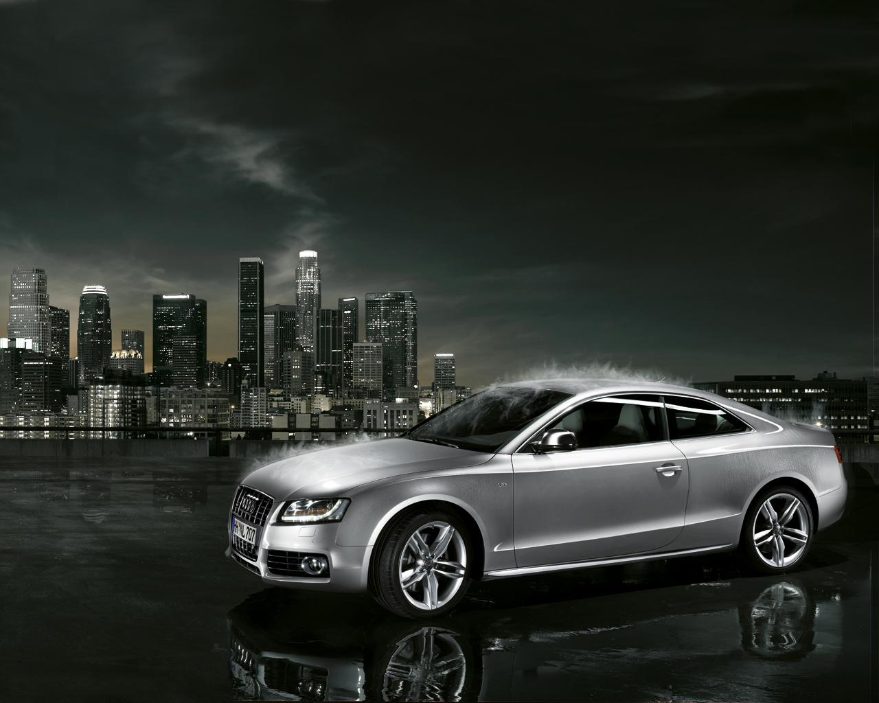 Full Wallpaper Fond D Ecran Voitures Audi S5 A5 Image