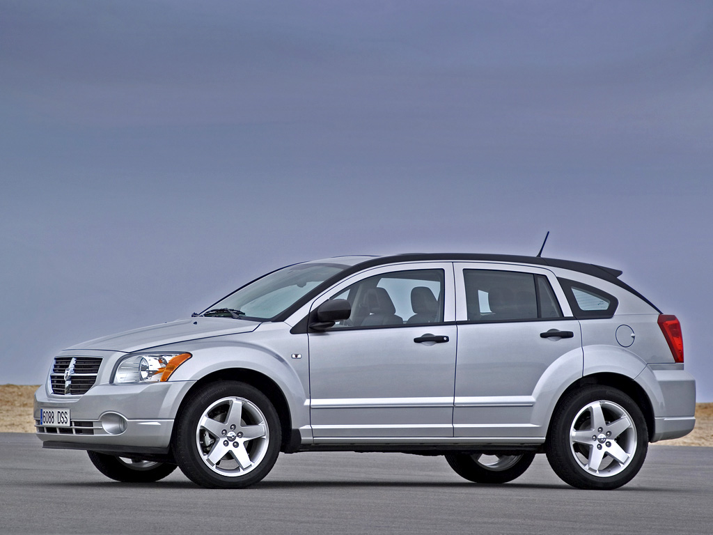 dodge caliber, photo #9